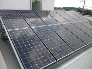 ≪太陽光発電システム≫